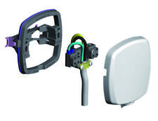 Sunken spur outlet for Dafi flow water heater - Dafi heaters, accessories Ipx4