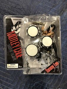 MOTLEY CRUE SHOUT AT THE DEVIL - TOMMY LEE - Action Figure New In Opened Package