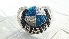 А jewel for babiesToddler Baby Soother Dummy little kid with BMW Swarovski logo