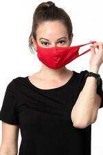 Double Layer Cotton Face Mask Washable Reusable Cloth Soft Fashionable Women Men