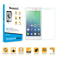 Real Tempered Glass Screen Protector Film Anukku For Lenovo Vibe P1m