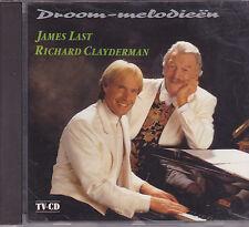 James Last&Richard Clayderman-Droom Melodieen cd album
