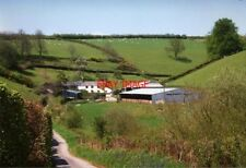 PHOTO  1996 SOMERSET EXFORD COOMBE FARM A BARN HERE WAS WATER-POWERED IN THE 19T