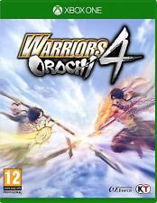 Warriors Orochi 4 | Xbox One New - Preorder