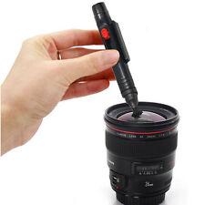 3 in 1 Lens Cleaning Pen Dust Cleaner For DSLR VCR Camera Telescopes Binocular