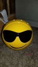 Authentic Scentsy Warmer * Cool * NEW Yellow Smile