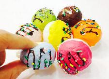 4CM Squishy Jam Cupcakes Scented Super Slow Rising Kids Toy Cute AB CA
