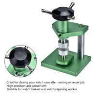 Crystal Back Case Presser Capping Machine Watch Cover Pressing Watch Repair Tool
