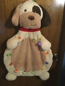 "Taggies Mat Buddy (31"" X 22"") Good Condition Very Soft Plus Taggies Blanket(14"")"