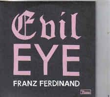 Franz Ferdinand-Evil Eye Promo cd single