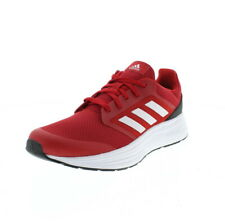 ADIDAS FW5703 Galaxy 5 - Scarpe Running rosso RED-WHI Scarpe Uomo Sport Running