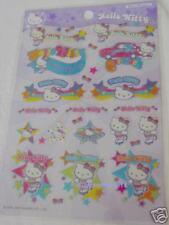 New SAnrio Hello Kitty Stickers Star 28 PCS QQ