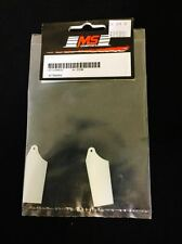 E036 MS Composite Tail Blades For Hornet RC Helicopter New In Package