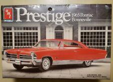 "Amt/Ertl 1965 Pontiac Bonneville ""Prestige"" series model kit, sealed"