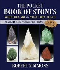 Pocket Book of Stones : Who They Are and What They Teach, Paperback by Simmon.