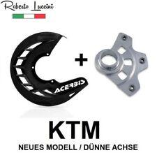 ACERBIS BREMSSCHEIBENSCHUTZ X-BRAKE 2.0 + Anbaukit KTM SX SXF EXC