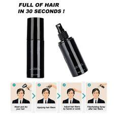 Hair Spray For Hair Building Keratin Fibers Extra Hold Firm Control Hairspray