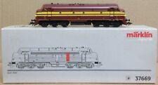 Marklin HO 37667 Diesel Luxembourg State Railways (CFL) Class 1600 w/DIGITAL LN