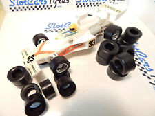 8 + 8 pneus URETHANE F1 McLaren SCALEXTRIC
