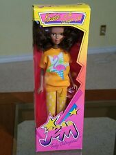 Jem and the Holograms 1986 Classic Starlight Girls Doll Krissie Mib by Hasbro