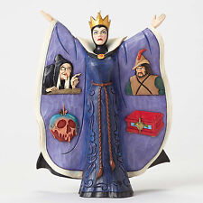 Jim Shore Disney Traditions Evil Queen Snow White Evil Intentions 4051990 NEW
