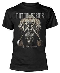 Dimmu Borgir 'Goat' (Black) T-Shirt - NEW & OFFICIAL!
