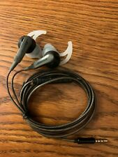 Bose SiE2i SoundSport In-Ear Headphones -W/ Microphone-Charcoal-Andro id Devices
