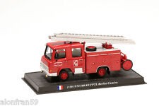 Fire Engine 1974 500 KE FPTL BERLIET CAMIVA 1:50 Delprado Diecast  CBO083