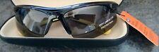 Imported Sport Sunglasses Yellow & Black Frames 100% UVA UVB MSRP $29.99