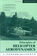 Principles of Helicopter Aerodynamics with CD Extra (Cambridge Aerospace), Leish
