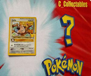 Pokemon Card Cleffa Holo Celebrations 20/111 Secret Rare 25th Anniversary Mint
