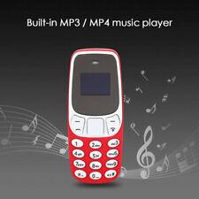 Mini GSM téléphone portable L8star BM10 bluetooth double SIM changeur débloqué