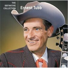 ERNEST TUBB THE DEFINITIVE COLLECTION CD NEW