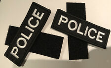 Police Patches  Embroidered Badges Buy One Get One Free
