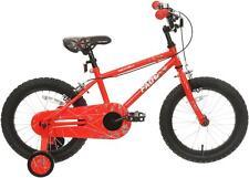 "Apollo Fade Kids Bike 16"" Wheel Steel Frame Brakes Stabilisers Childrens Bicycle"