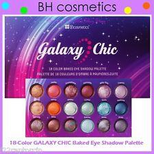 NEW BH Cosmetics 18-Color GALAXY CHIC Baked Eye Shadow Palette FREE SHIPPING NIB