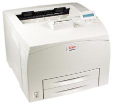 OKI B6300n B6300 A4 Network USB Serial A4 Mono Desktop Laser Printer + Warranty