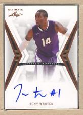 Tony Wroten BA-TW1 2012-13 Leaf Ultimate Autograph Auto