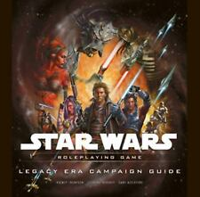 Legacy Era Campaign Guide (Star Wars Roleplaying Game), Astleford, Gary, Hershey