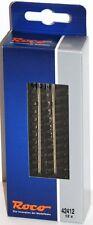 Roco H0 42412-s voie droite G1/2 Longueur 115 mm (12 Unites)