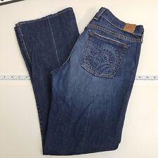 Lucky Brand Sweet N Low  Boot Cut Jeans Women's Size 8/29 Blue Denim