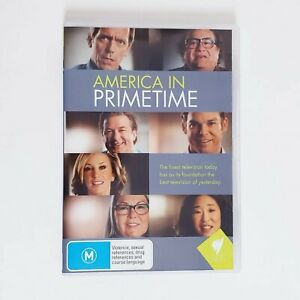 America in Primetime DVD Movie - Free Post Region 4 AUS Madman SBS Documentary