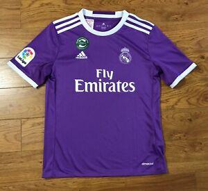 BNWT 2016/17 Adidas Real Madrid Away Jersey Shirt Soccer Football Camiseta YM