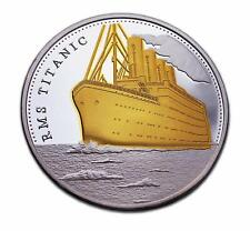100 YEAR Anniversary Titanic Coin Commemorative Collectable gift FREE GIFT BAG