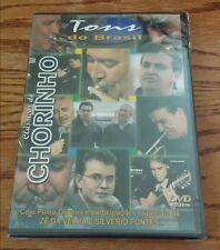 Tons do Brasil: Classicos do Chorinho (DVD, Widescreen, 2001) music Brazil NEW