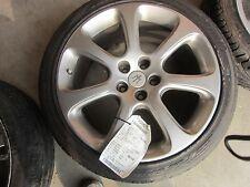 Maserati 4200 Rear Wheel/ Rim And Tire 18 Inch Small Crack Part# 192150