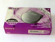 Sony Discman D-777 CD Player