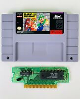 Mario is Missing (Super Nintendo, 1993) Authentic, Tested