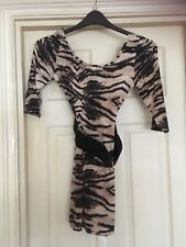 Jane Norman - animal print dress size 8 - Sexy! BRAND NEW! with tags!