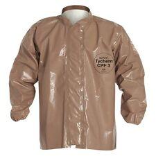 Tychem CPF 3 Jacket Dupont C3670TTNLG000600  Size Large